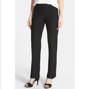 Like new, Eileen Fisher Straight Leg Crepe pants